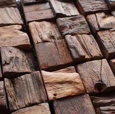 деревянная плитка для стен 5