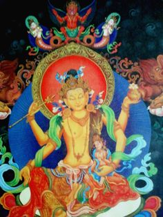 Tantric Rituals in Vajrayana Buddhism