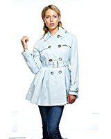 Trench Coat for Women off Anastasia, Mantel, Jackets, Women, Fashion, Ladies Trench Coat, Cotton, Down Jackets, Moda