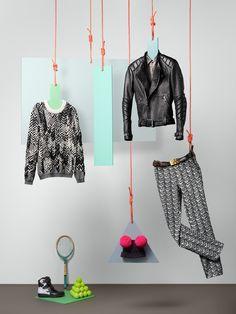 Sarah Parkers London Menswear Ads | Trendland: Fashion Blog & Trend Magazine