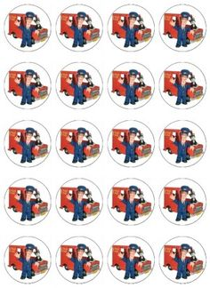 Party Bits 2 Go - Party Decorations and Party Supplies Tea Party Theme, Party Themes, Party Ideas, 3rd Birthday, Birthday Ideas, Postman Pat, Party Shop, Cupcake Toppers, Cake Designs