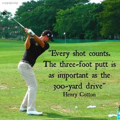 Find more of #lorisgolfshoppe Golf Quotes, Lessons, and Tips when you click the link below. Feel free to save and share! -->