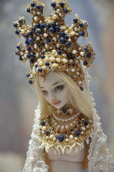 Muñeca encantada