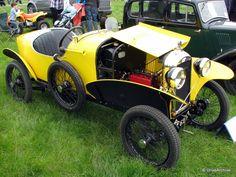 "1923 Amilcar CS ""Petit Sports"" BF 6257"