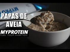 Papas de Aveia Proteicas   Receitas Myprotein Portugal  http://www.pt.myprotein.com/