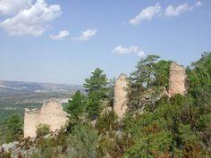 Fortanete castle, castillo de Fortanete