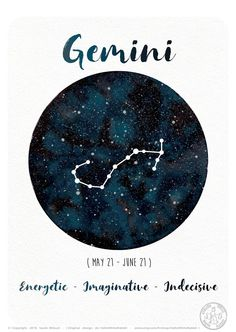 Life, Death and Gemini Horoscope – Horoscopes & Astrology Zodiac Star Signs Gemini Sign, Zodiac Signs Gemini, Gemini Horoscope, Libra Art, Twins Tattoo, Constellations, Planet Tattoo, Simbolos Tattoo, Galaxy Drawings