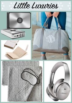 Gifts for Travelers Little Luxuries