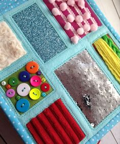 Free Book Autism Fidget Sensory Toy Baby Mat Busy Activities Alzheimer's Zipper for Special Needs Montessory Toy Blanket Gift Baby Sensory Toys, Sensory Bags, Baby Toys, Sensory Toys For Autism, Kids Toys, Sensory Board For Babies, Sensory Bottles, Dog Toys, Craft Ideas