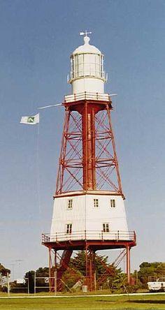 #Lighthouses: Cape Jaffa Lighthouse, #CapeJaffa, South Australia, #Australia.