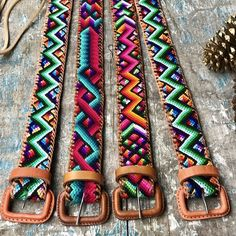 Fair Trade Fashion, Woven Belt, Backpack Straps, Day Bag, Loom Weaving, Boutique, Slow Fashion, Belts, Leather Bag