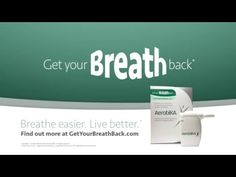 Get your breath back with the Aerobika* OPEP device. When you suffer from COPD or Chronic Bronchitis, shortness of breath can make simple tasks feel LARGER t. Breathe Easy, Make It Simple