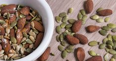 Got a case of the munchies? Snack on one of these healthy, tasty trail mixes.
