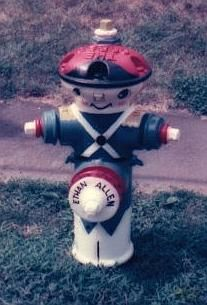 Bicentennial Fire Hydrants.  in addition to the really awesome cookbook.
