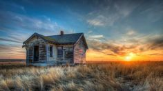 Country sunset. Photo by Wayne Stadler.