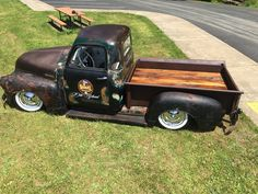 Chevrolet: Other Pickups Air Ride 1953 chevy truck 3100 bagged hot rod rat rod air ride custom chevrolet video Check more at http://auctioncars.online/product/chevrolet-other-pickups-air-ride-1953-chevy-truck-3100-bagged-hot-rod-rat-rod-air-ride-custom-chevrolet-video/