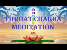Chakra Throat Guided Meditation: A Meditation For Speaking Out by Jason Stephenson -YouTube