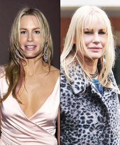 Wanna feel better about your aging process? See how it hit some of Hollywood's elite