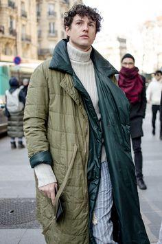 Paris Fashion Week (Ene. 2017) - Streetstyle (Día 3)