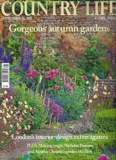 Country Life September 2015
