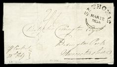Codrington correspondence, datelined Antigua/28 Feb 1814. Arabic Calligraphy, Gallery, Art, Antigua, Art Background, Roof Rack, Kunst, Arabic Calligraphy Art, Performing Arts