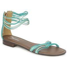 sandale türkis