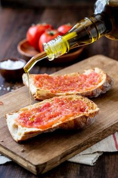 Tomato Bread  Pan Con Tomate
