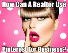 What every Real Estate agent needs to know about Pinterest: http://www.thesocialmediahat.com/blog/what-every-real-estate-agent-needs-know-about-pinterest-10292013 #realestate #pinterest #socialmedia