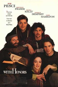 Con honores (1994)   Cartelera de Noticias