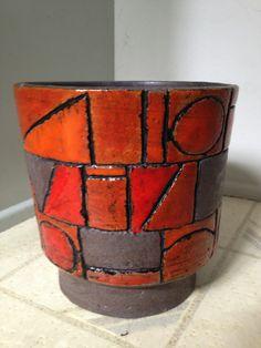 Porceleyne Fles flowerpot