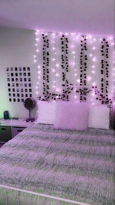 Cute Bedroom Decor, Bedroom Decor For Teen Girls, Room Design Bedroom, Teen Room Decor, Room Ideas Bedroom, Bedroom Inspo, Bedroom Wall Ideas For Teens, Dream Teen Bedrooms, Girl Bedrooms