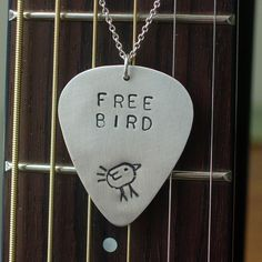 """guitar pick """"Play Free Bird!""""  """"We don't do that song.""""  """"This band sucks!"""""""