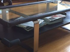 How to DIY table corner/edge guards for cheap. Will come in handy for baby proofing!