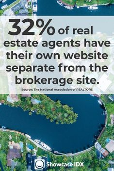 Having your own website is a necessity. Your clients should remember you as an agent and not recall only the brokerage they worked with. #realestate Real Estate Quotes, Real Estate Tips, Marketing Plan, Real Estate Marketing, Marketing Tactics, Sell Your House Fast, National Association, Real Estate Business, Real Estate Broker