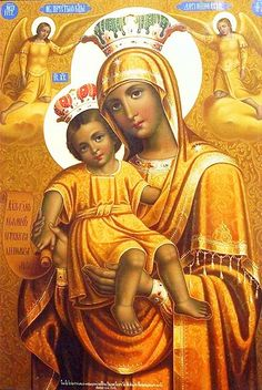 Madona s dítětem Religious Icons, Religious Art, Hail Holy Queen, Images Of Mary, Christian Artwork, Mama Mary, Byzantine Icons, Holy Mary, Madonna And Child