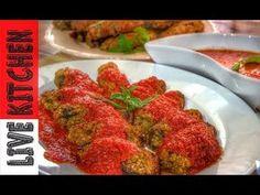Vegan Recipes, Cooking Recipes, Kitchen Living, Tandoori Chicken, Meat, Ethnic Recipes, Youtube, Food, Vegane Rezepte