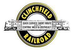 The Clinchfield Railroad logo
