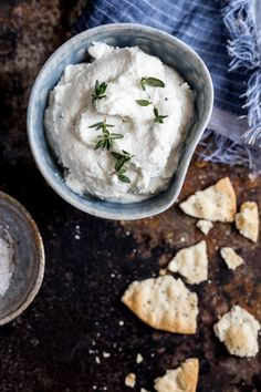 Whipped Goat Cheese #recipe