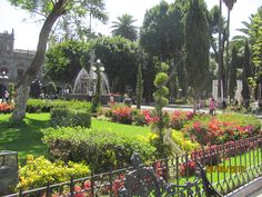 Puebla´s zocalo - Visited in year 2012
