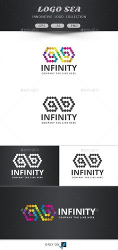 Infinity - Logo Design Template Vector #logotype Download it here: http://graphicriver.net/item/infinity-logo/10271107?s_rank=1149?ref=nexion