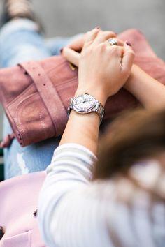 Cartier Watch & Wanderlust+Co Ring
