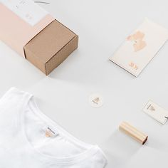"""""""Hikeshi, a high ranked Japanese brand. New project by Futura.  #japan #branding #stationery #minimalism"""""""