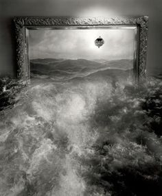 Surreal Photography made from negatives (this was before Photoshop was even an idea!) Beautiful! #photography