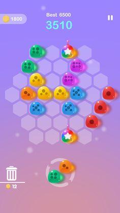 果冻项目|UI|游戏UI|原创Ron         - 原创作品 - 站酷 (ZCOOL)