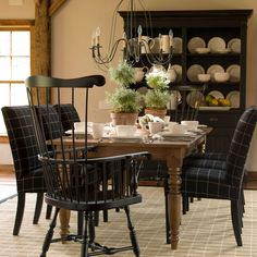 Ethan allen large dining tables and buffet on pinterest - Ethan allen buffet table ...