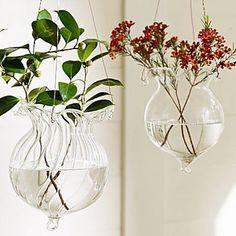 エレガントハンギングガラスの花瓶 – JPY ¥ 1,126