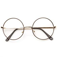 Lennon Inspired Clear Lens Round Frame Glasses 9222 Mid sized round circular glasses that features a full metal frame and clear lenses.Mid sized round circular glasses that features a full metal frame and clear lenses. Clear Circle Glasses, Round Metal Glasses, Lunette Style, Fashion Eye Glasses, Round Eyeglasses, Dior Eyeglasses, Circle Lenses, Accesorios Casual, Soft Grunge