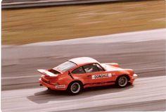 Mark Donohue 1973 IROC Champion, PORSCHE 911 RS/RSR Daytona Speedway Feb 1974