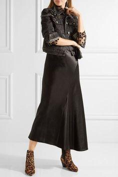 Marc Jacobs - Kim Leopard-print Calf Hair Chelsea Boots - Leopard print - IT41