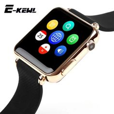 HQ Anti Lost GPS Tracker Watch For Kids SOS Emergency GSM Smart Mobile Phone App For IOS